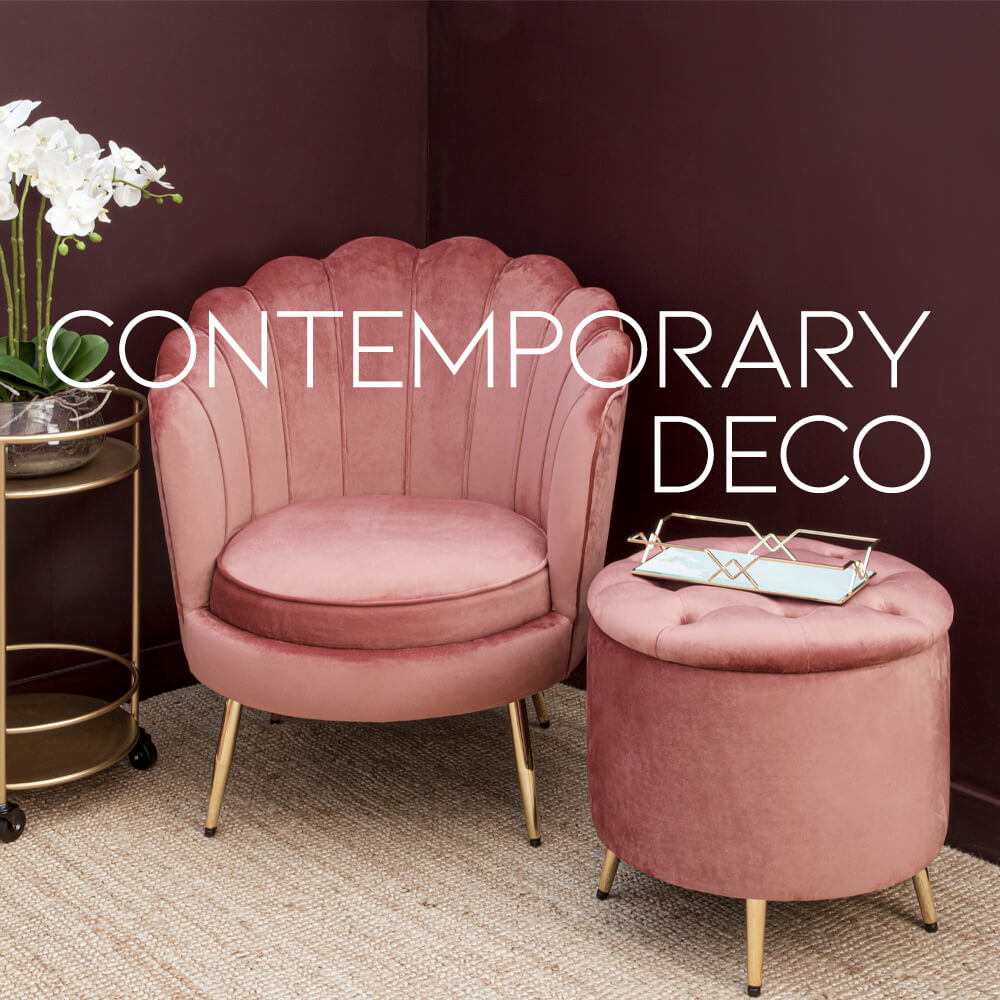 Contemporary Deco at Madison & Mayfair