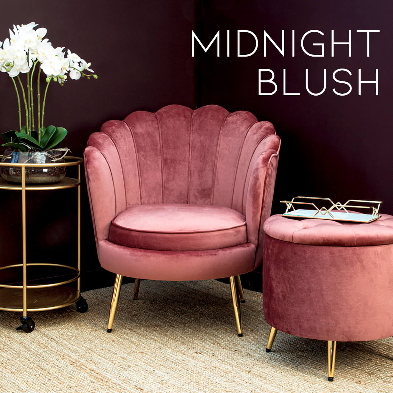 Midnight Blush at Madison & Mayfair