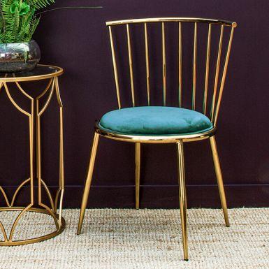 Green Lexi Dining Chair